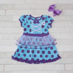 Other - Monsters Inc. Inspired Character Dress for Girls